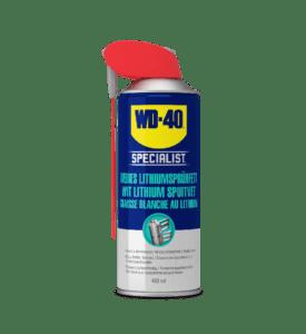 wd 40 specialist wit lithiumspuitvet 400ml