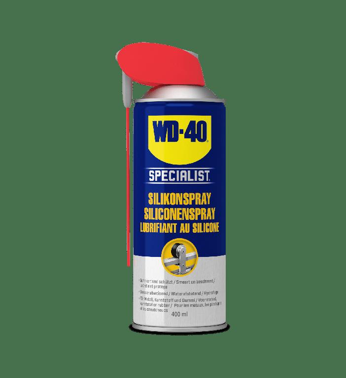 wd 40 silicon spray