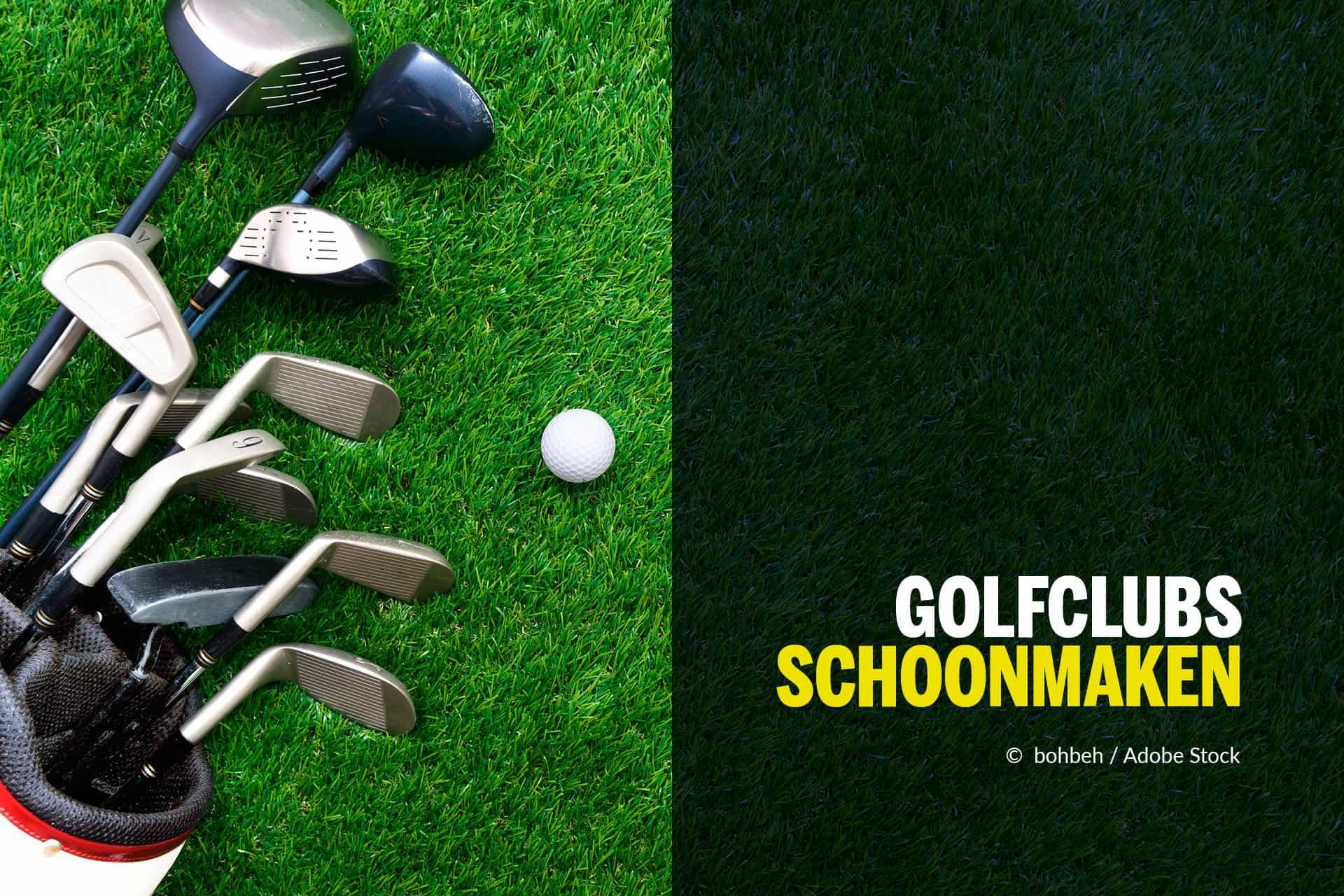 Golfclubs onderhoud
