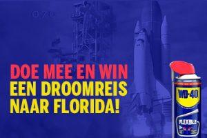 Doe mee en win een roadtrip naar Florida!