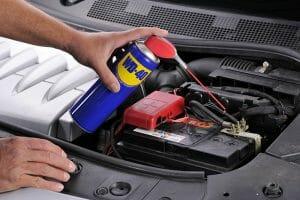 Roest behandeling auto's - Handleiding