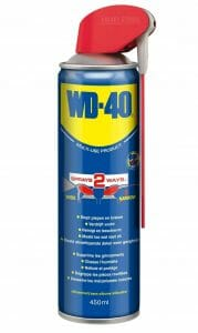 Hoe gebruik je WD-40 in de industriële sector?