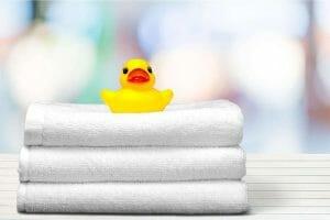 Badkamer reinigen met WD-40 Multi-Use-Product