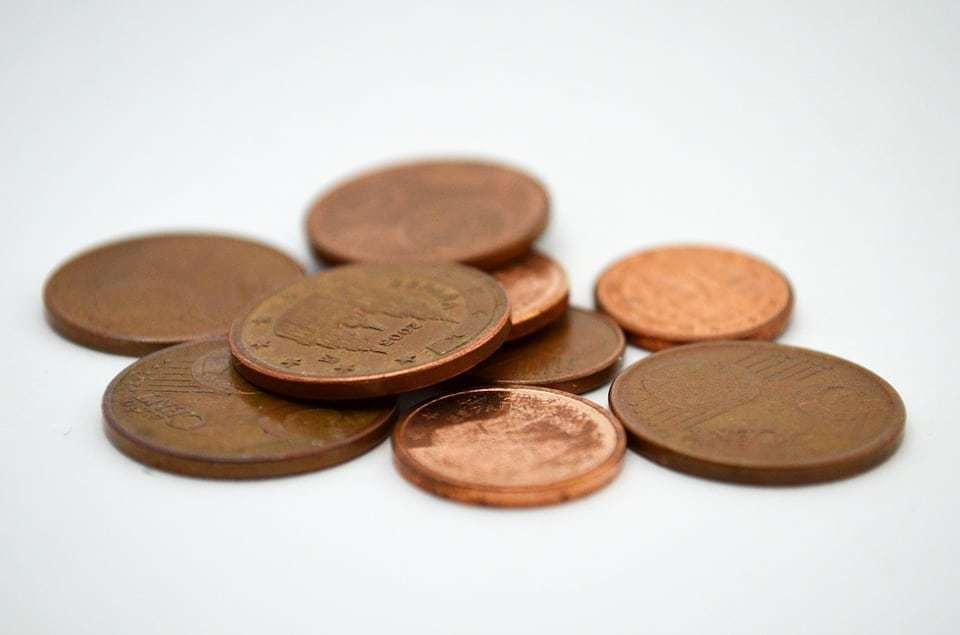 WD-40-munten en penningen