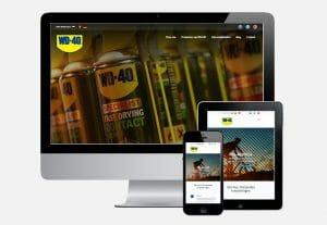Opzoek naar de website van WD-40? Ontdek de nieuwe site!