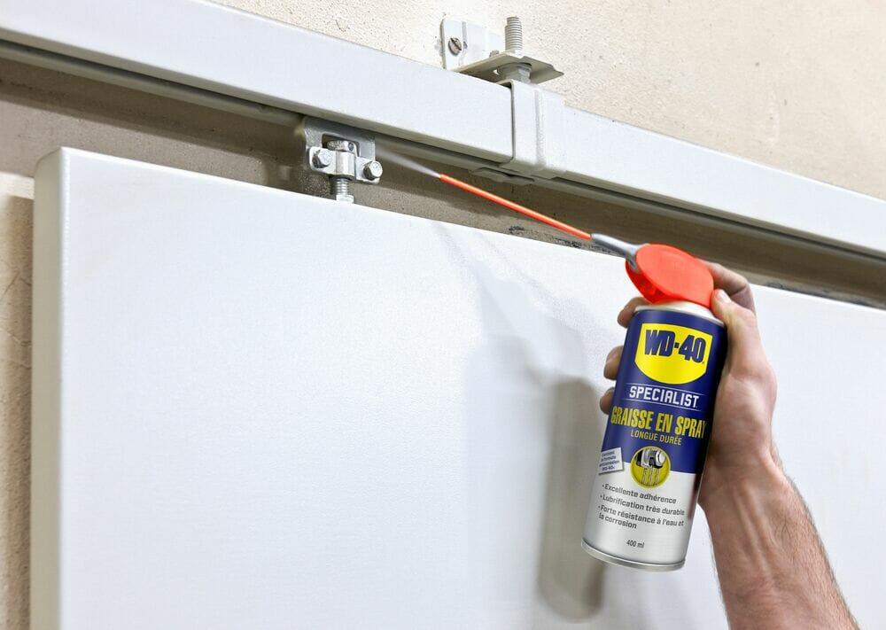 web size wd 40 specialist siliconenspray rails