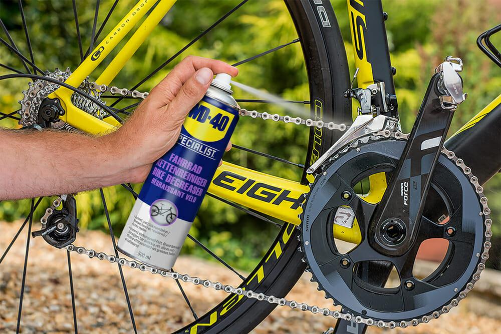 web size WD-40 Specialist Bike Degreaser