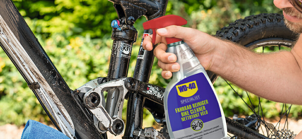 web size WD-40 Specialist Bike Cleaner